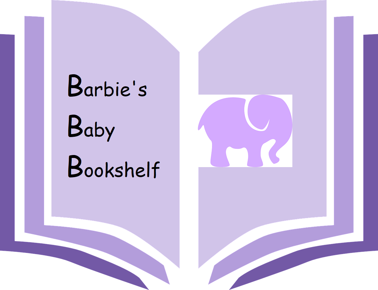 Barbie's Baby Bookshelf